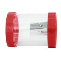 Точилка EISEN пластик с контейнером прозрачная 408.40.999